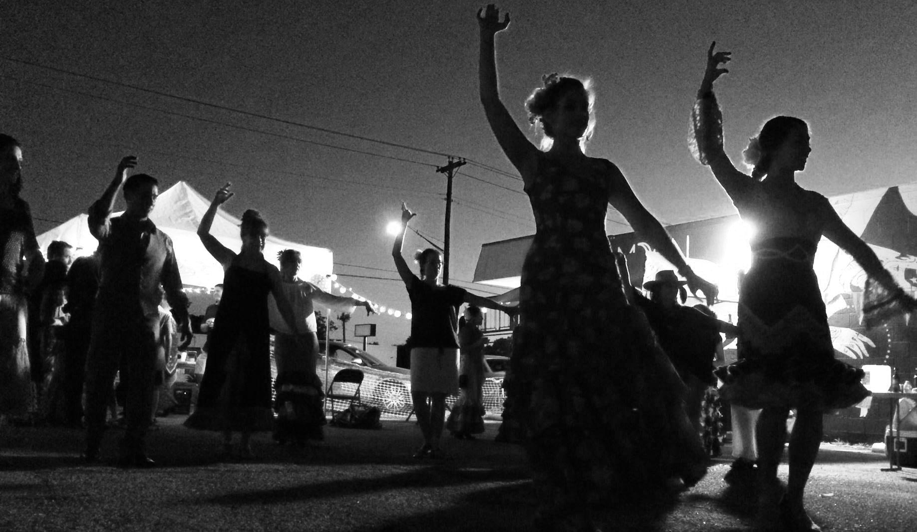 Flamenco Feria de Abril in Austin