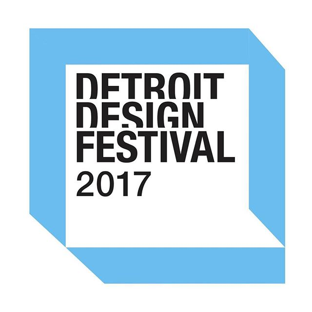 The Detroit Design Festival is in full swing! Come see us tonight for an interactive design experience from 7-11 pm. We will be in Shed 2 at Eastern Market After Dark. #ddf2017 #detroitdesign #designiseverywhere