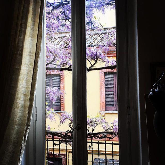 Good morning, Milano! #milano2018 #milandesignweek #milanodesignweek