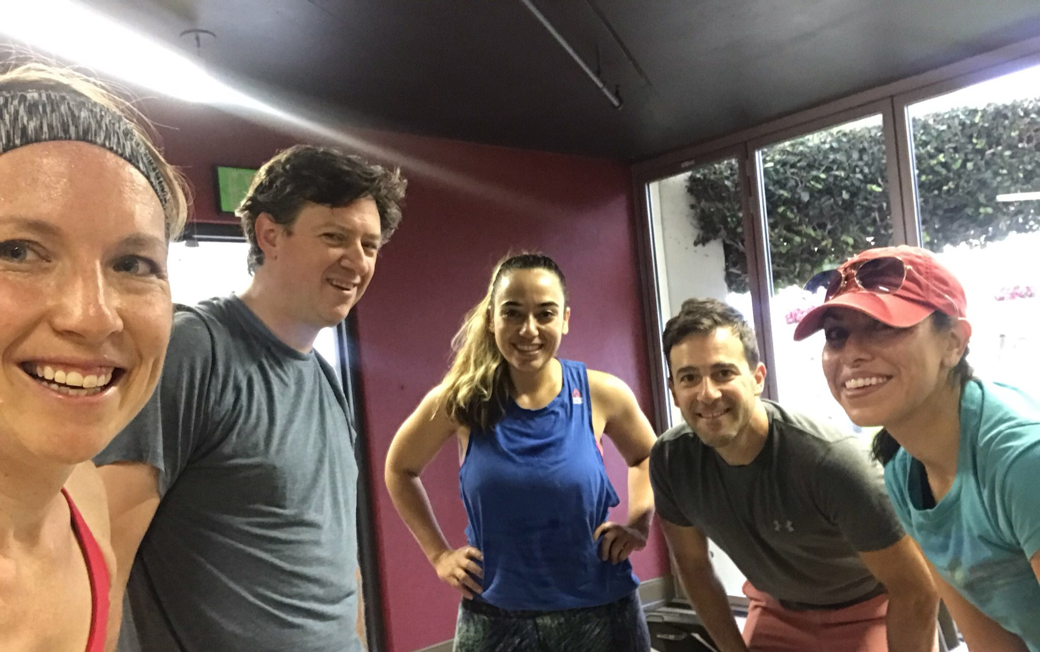 Gym Crew!