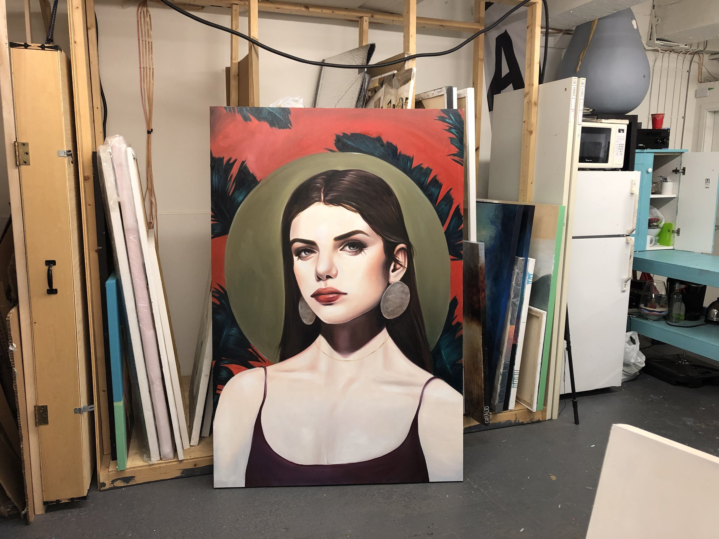 Commission for Studio Nightclub