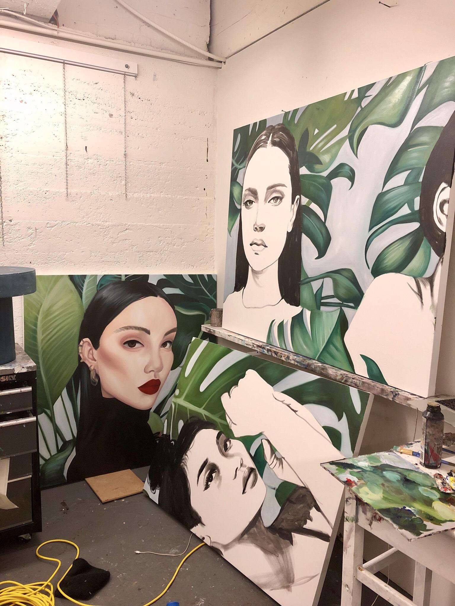 Commissions for Studio Nightclub