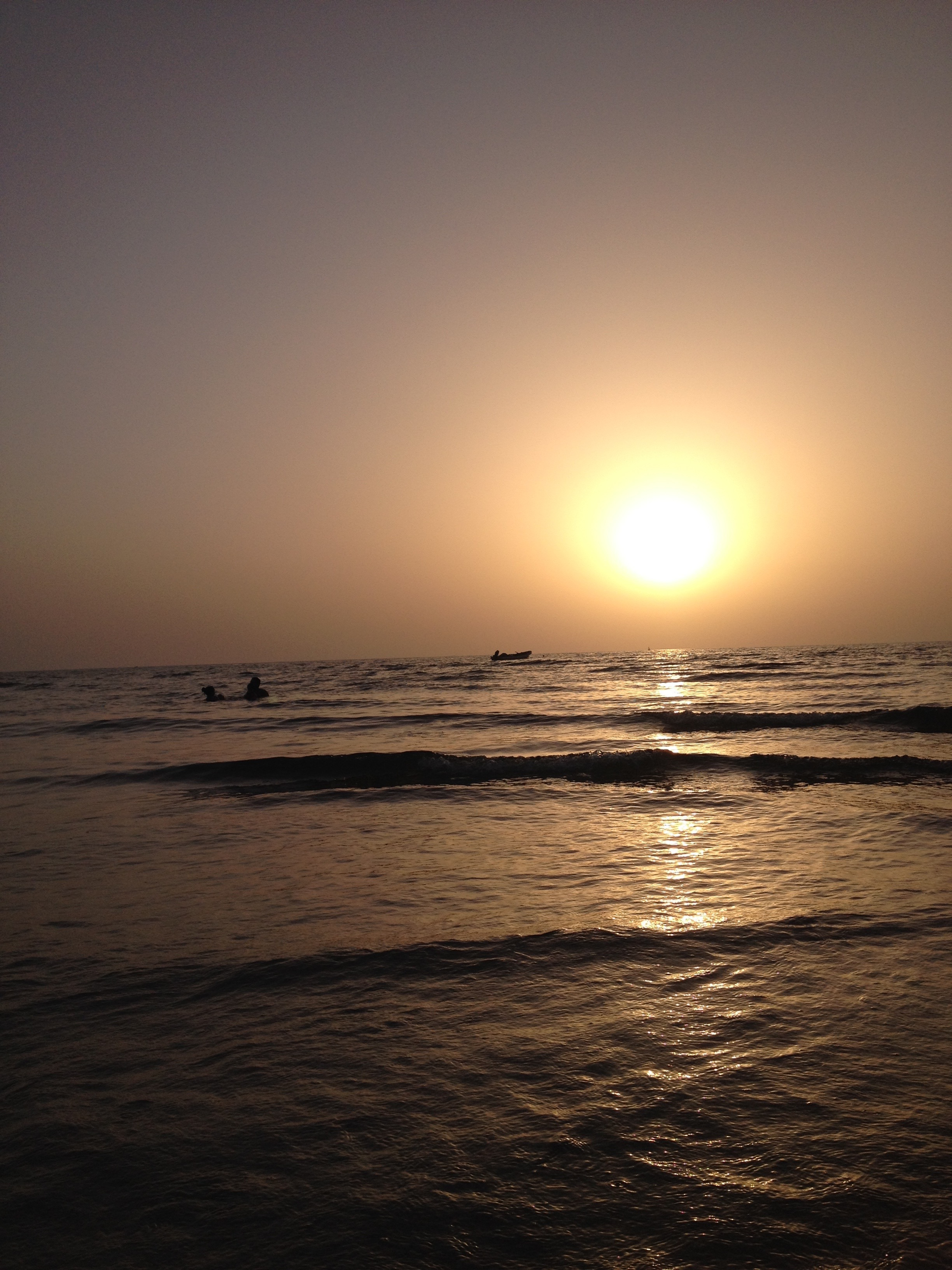 the sea view in front of our home in Dubai was something we treasured to have experienced, every day.