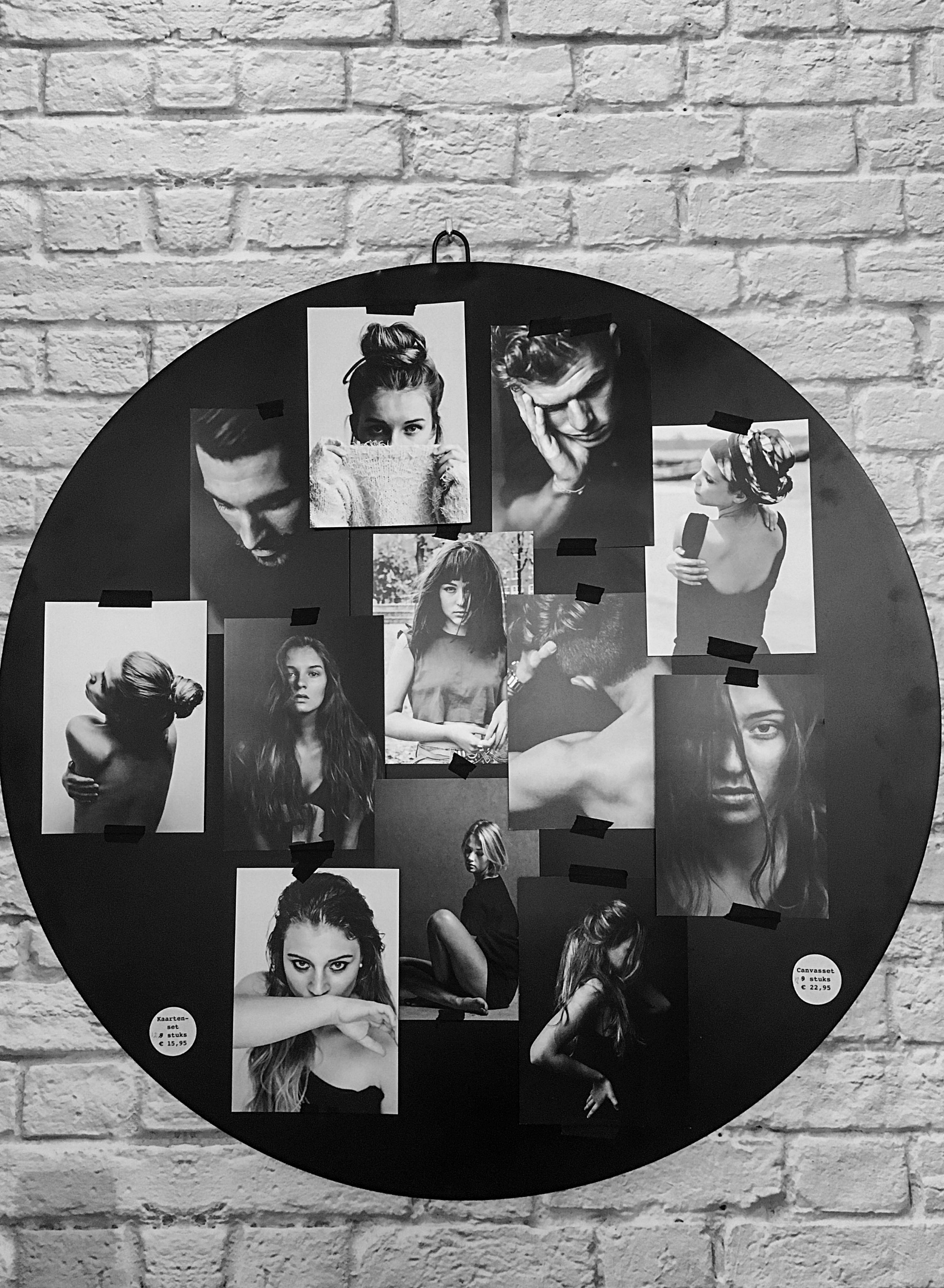~Love these women & men posters from    Via Martine    - Here the cards are displayed at    Loods 5   .