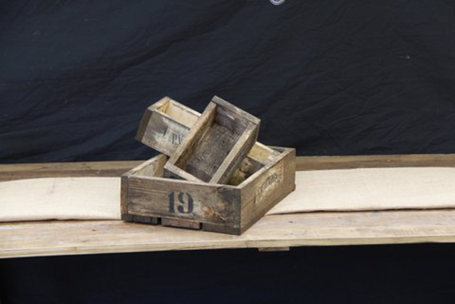 Rustic Boxes varying sizes $6 - $10