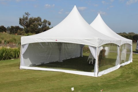 6 x 12m Spring Top Maquee