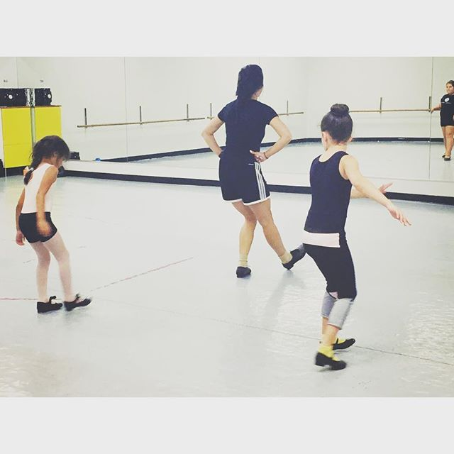 Taste of Strong #summerintensive happening now. #tap #love #heeltap #love #summertime #dancefriends #fun #signup #SSSI2016