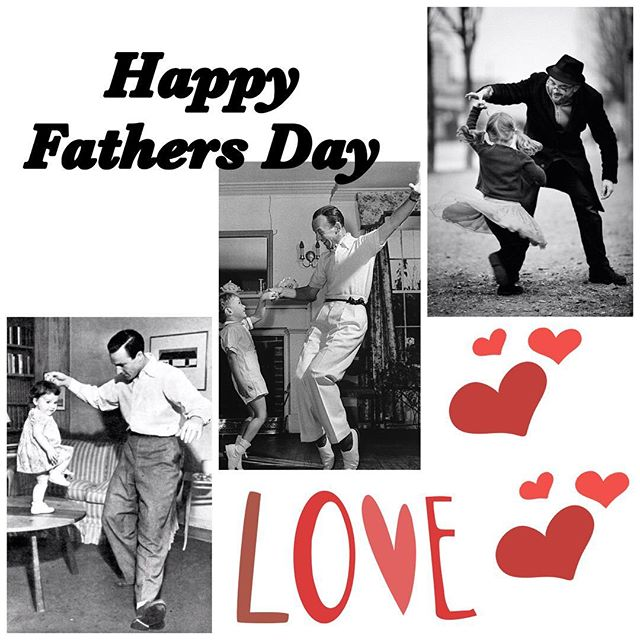 Happy Fathers Day! #fathersday2016 #dancedads #celebrate