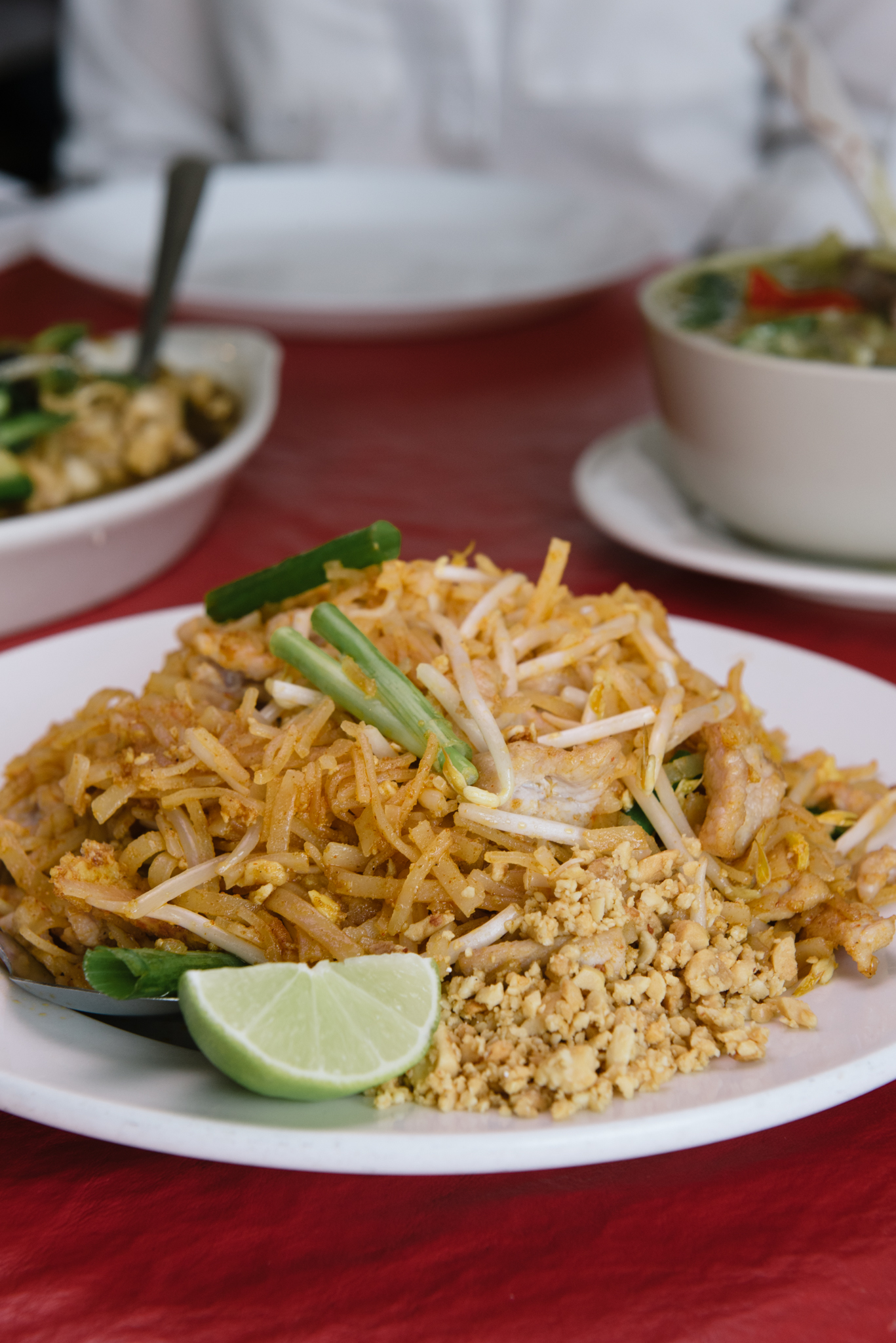 Pad Thai (Pork)