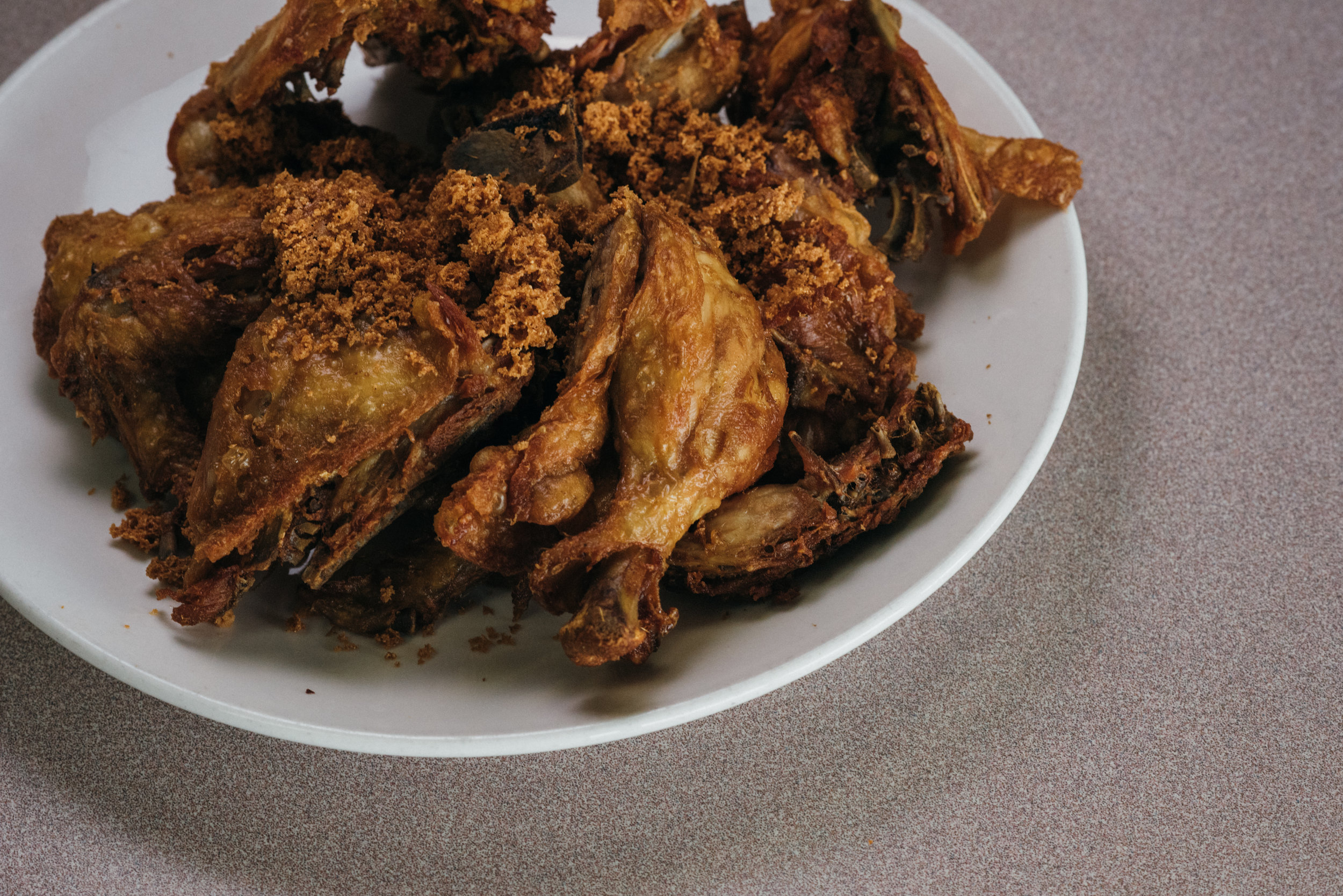 Ayam Goreng (Fried Chicken)