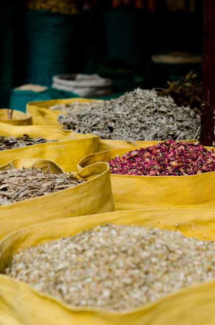 bulk spices along spice road in khan al khalili cairo egypt open air market.jpeg