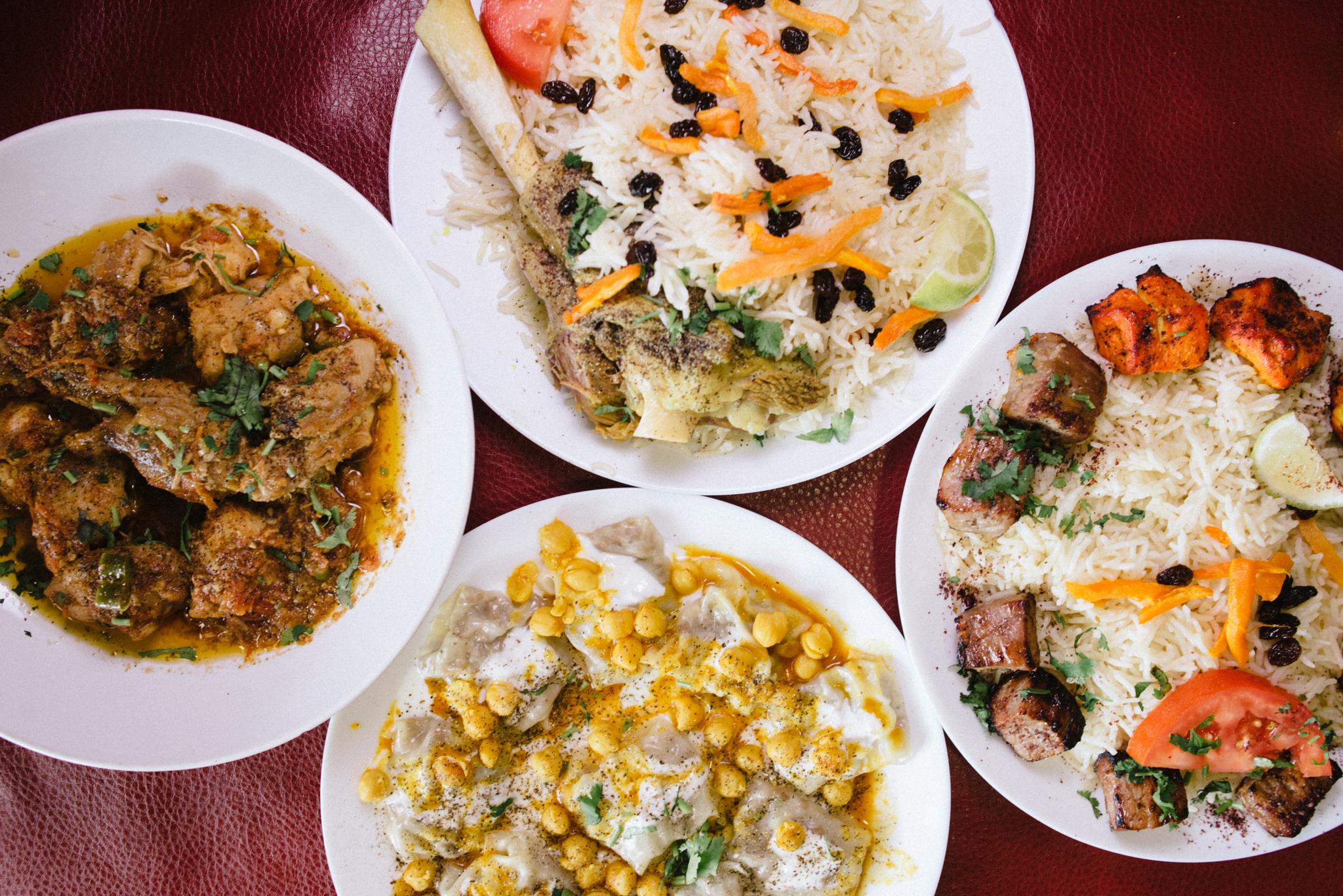 Afghan-food-afghan-village