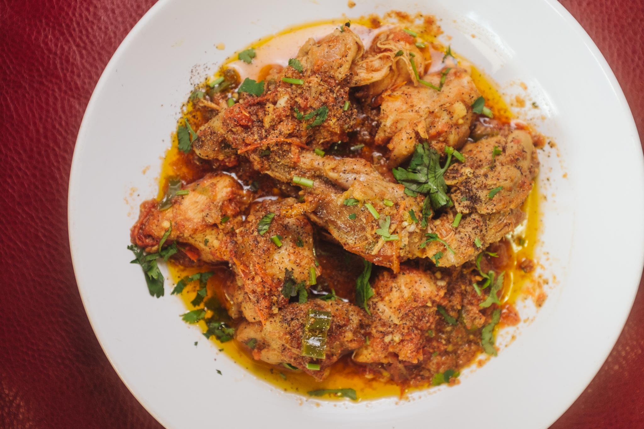 Chicken Karhai