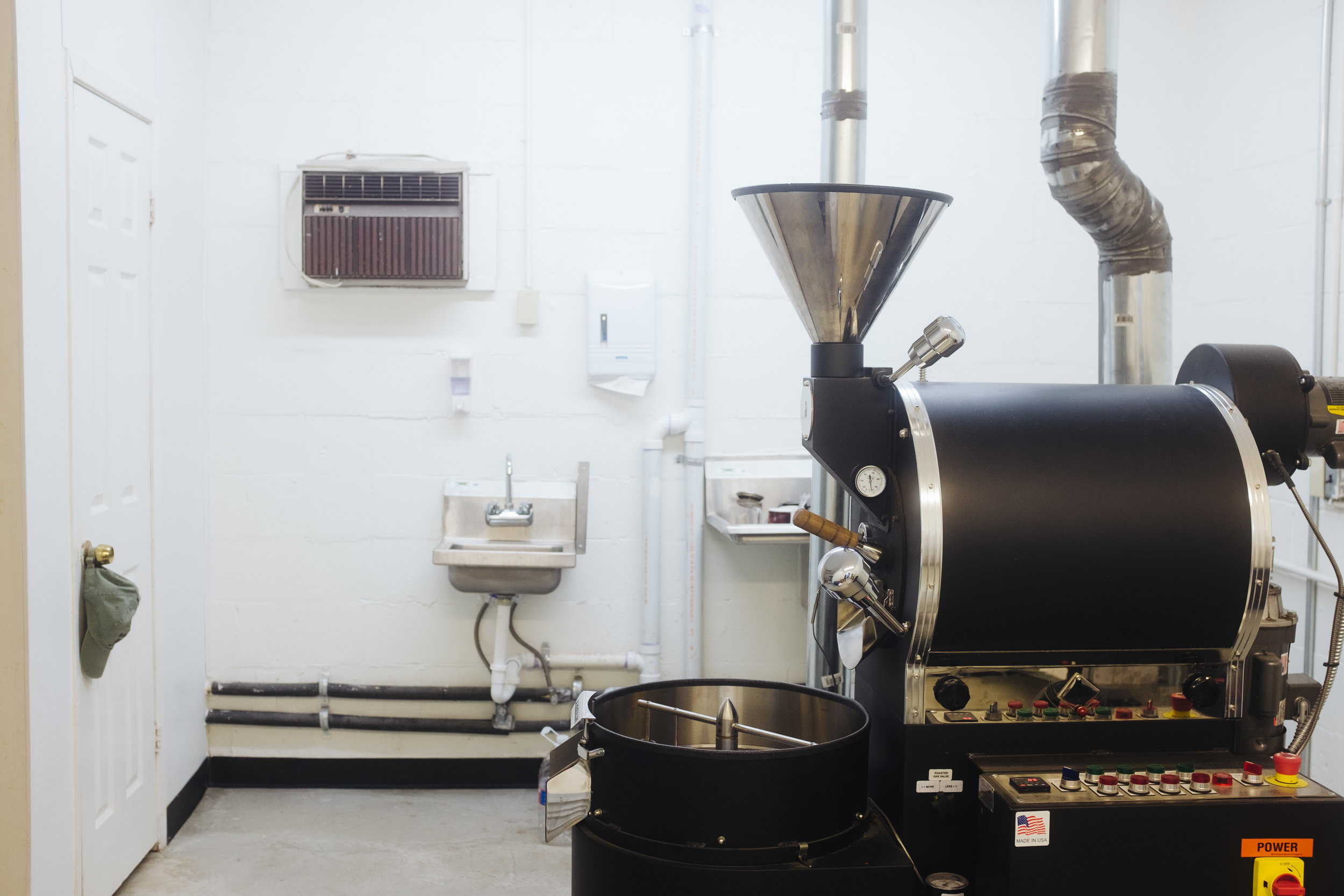 I think he needs a name for the roaster