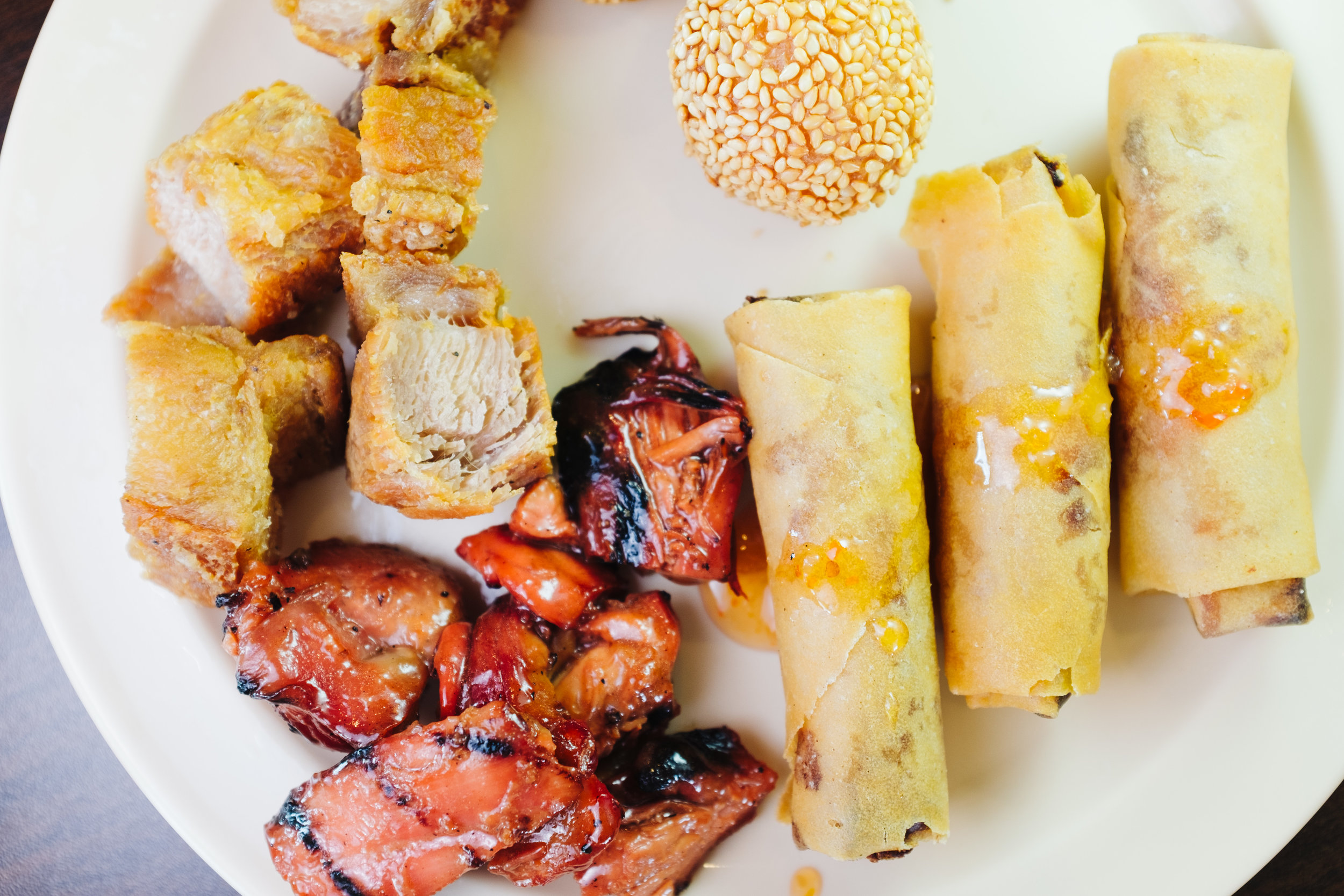 Filipino food provides a fusion of pan-asian delicacies infused with hints of Spanish cuisine.
