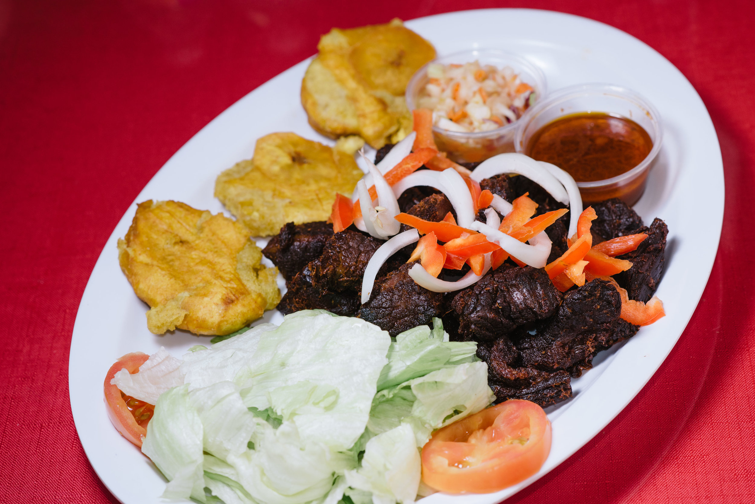 Tasso Bef (Fried Beef)