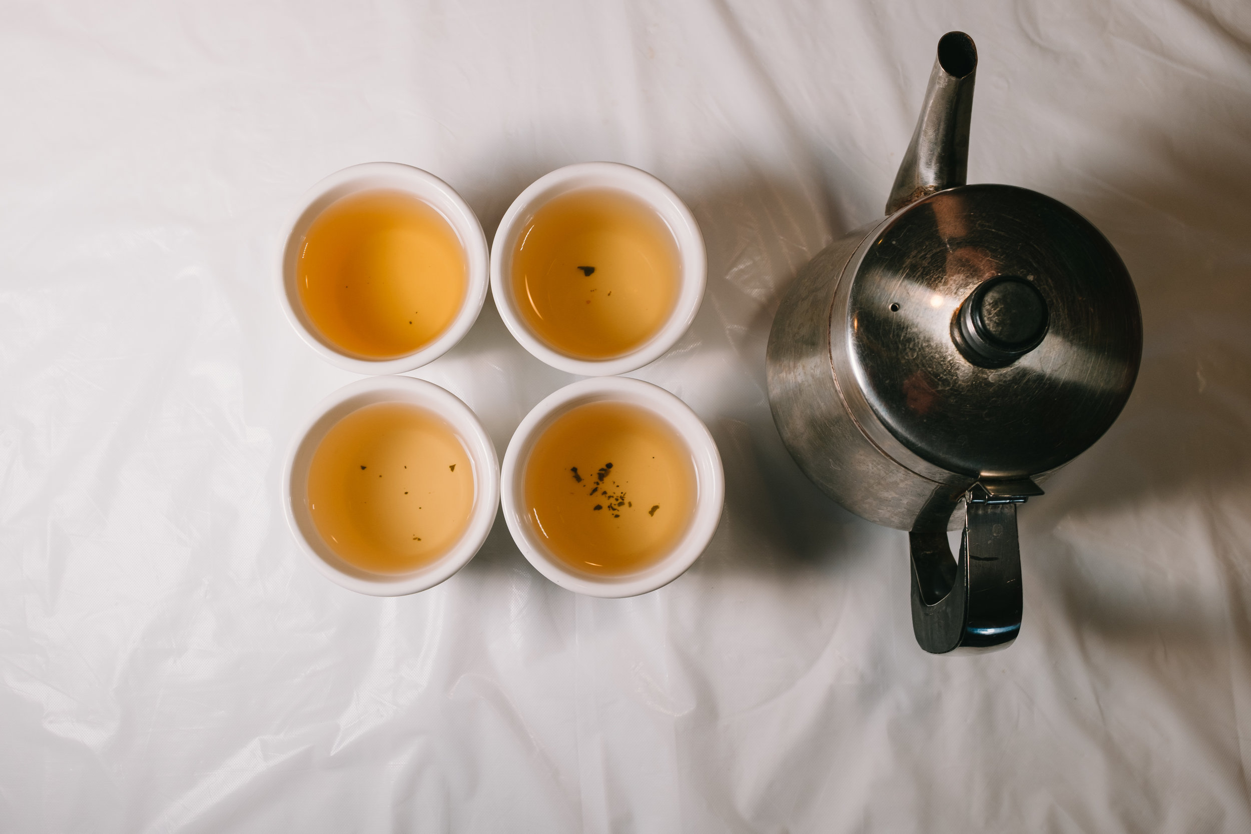 Tea is a integral part of the culinary scene in China. There are five main styles of tea. For anyone who takes a trip to China, a visit to a tea market is a must.