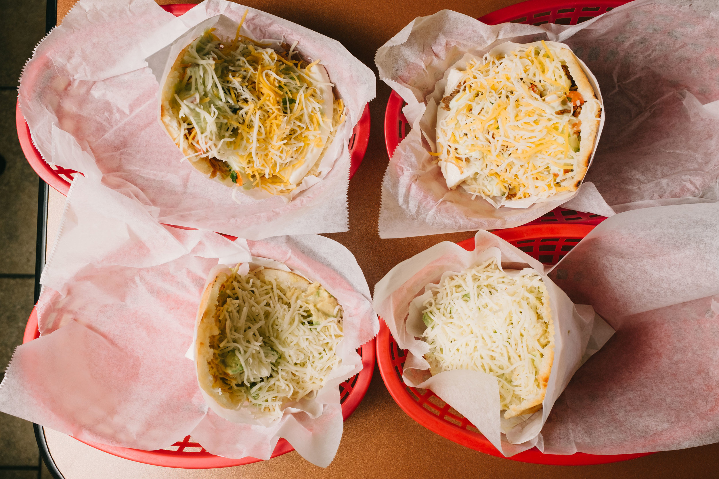 The Main Event: Arepas