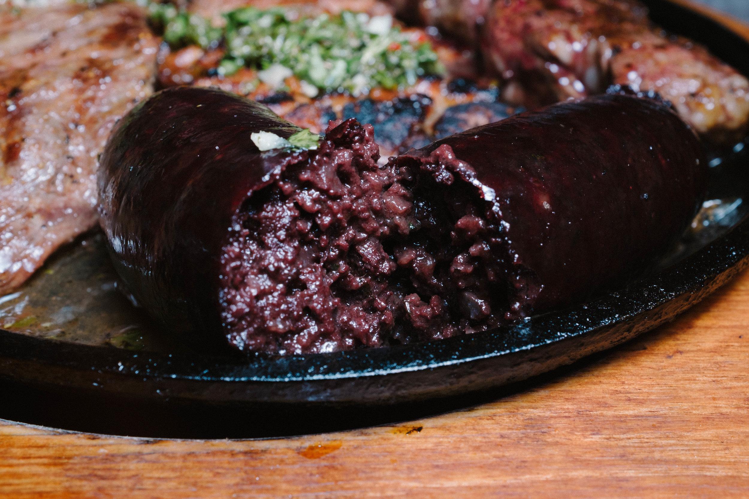 Blood Sausage