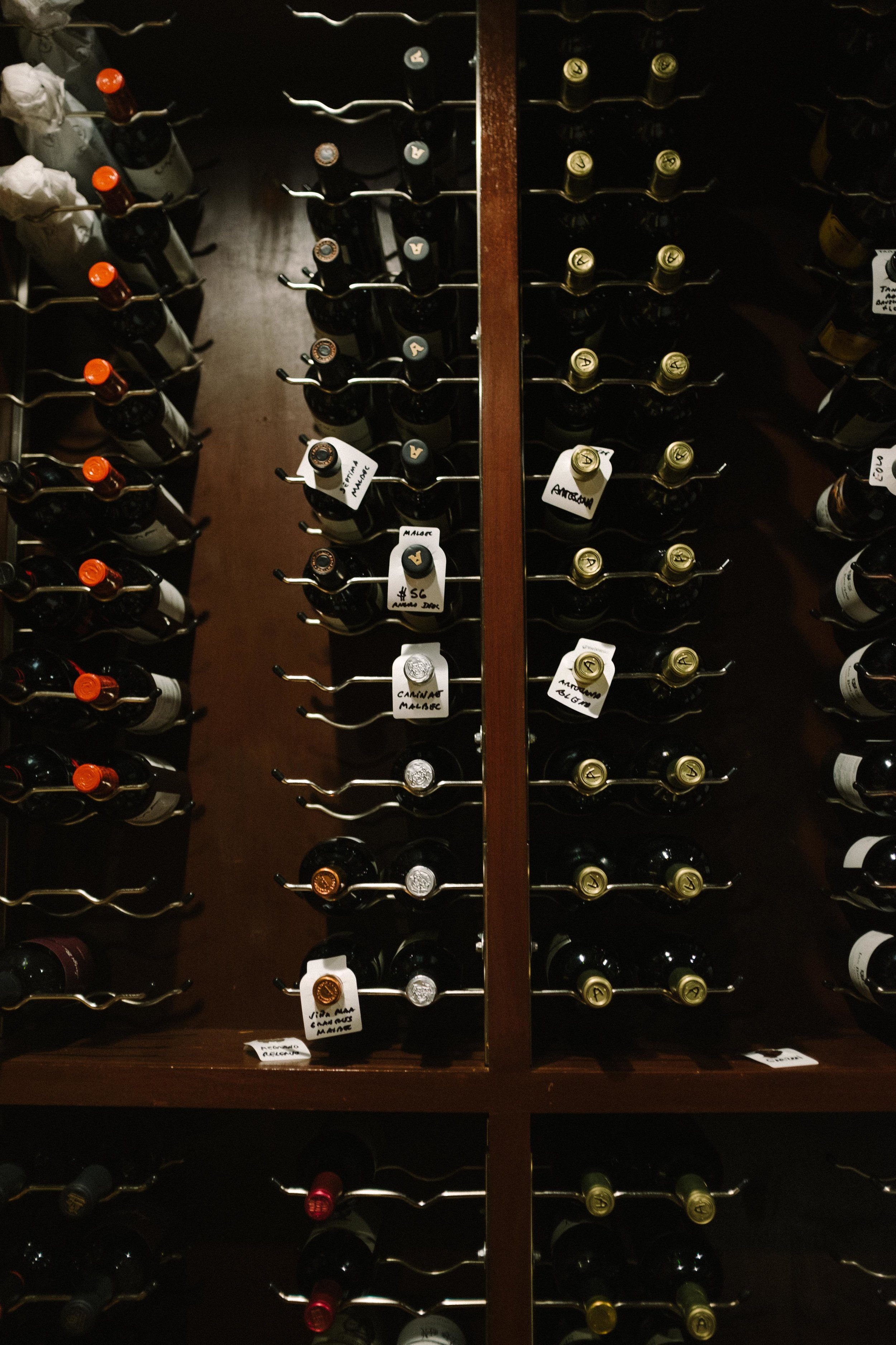Saldivia's offers a wide range of Argentinian and Uruguayan wines