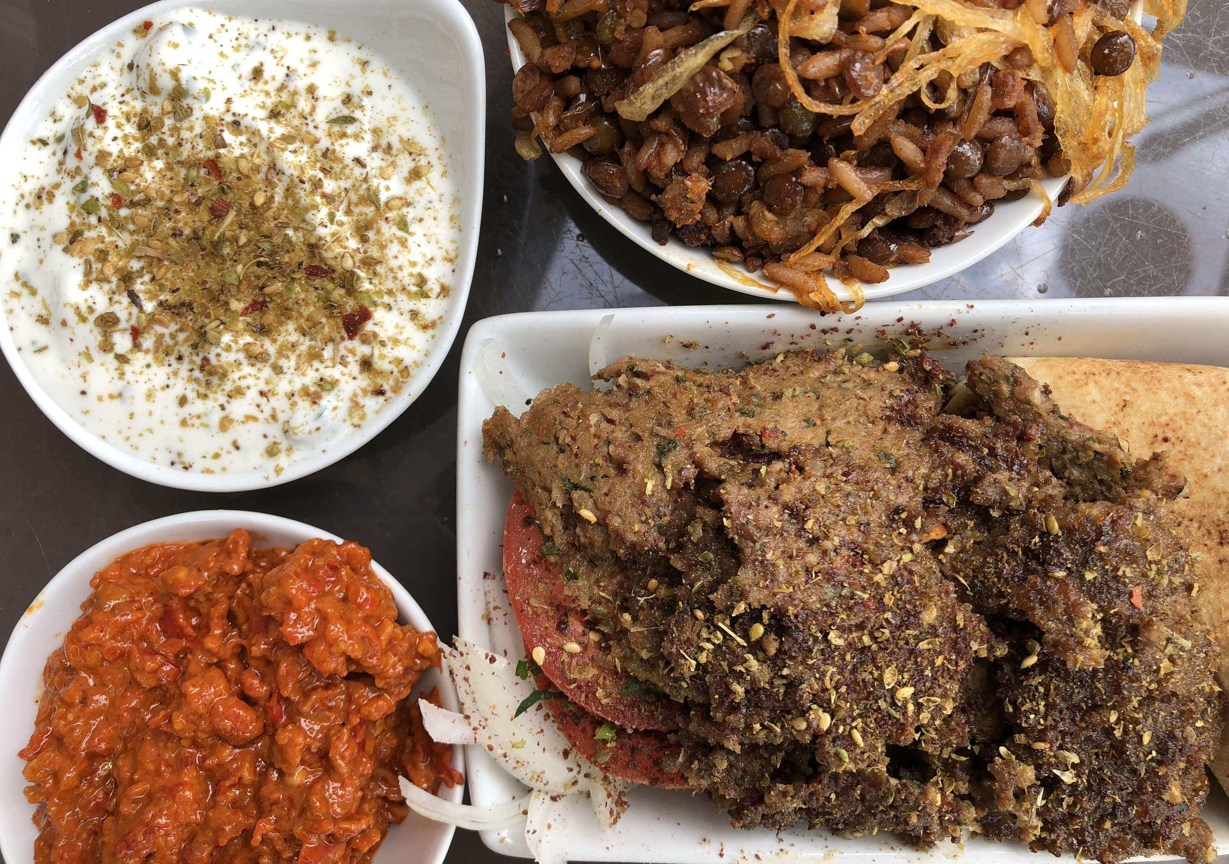 Phoenicia: A Museum of Food — Terabeza