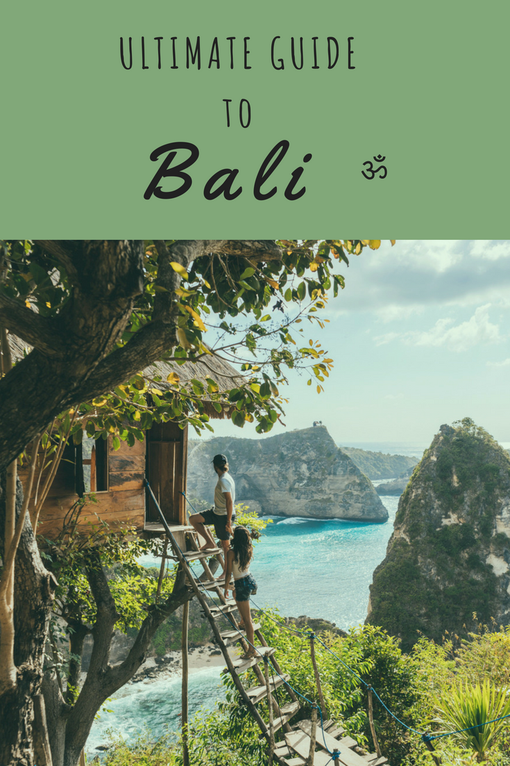 ULTIMATE GUIDE TO BALI