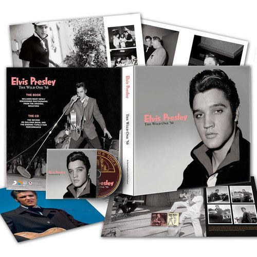 Upcoming FTD Release 'Elvis: The Wild One '56' Book & CD Set
