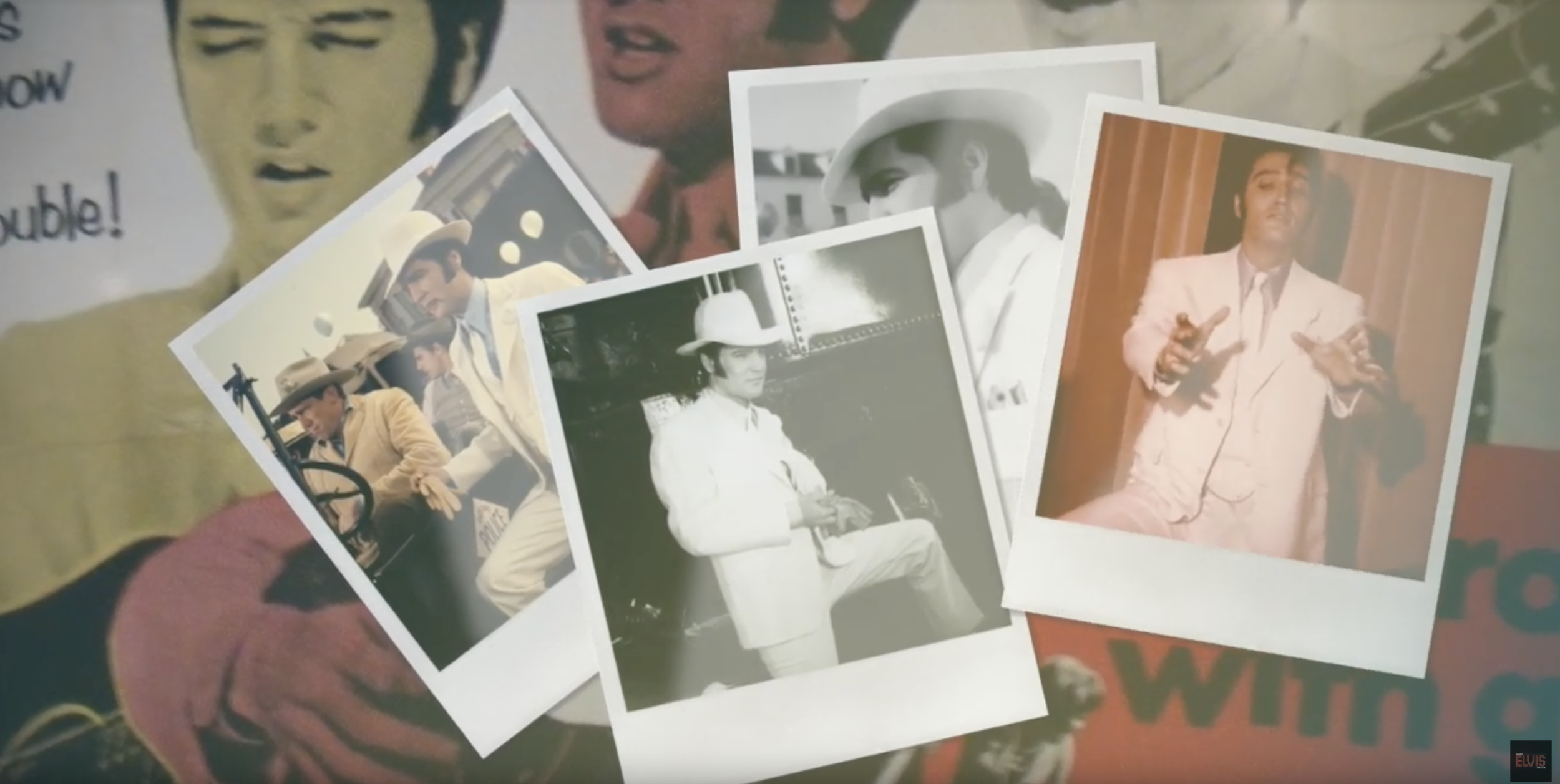 New Always Elvis | Studio E video featuring the song 'Almost' is now available