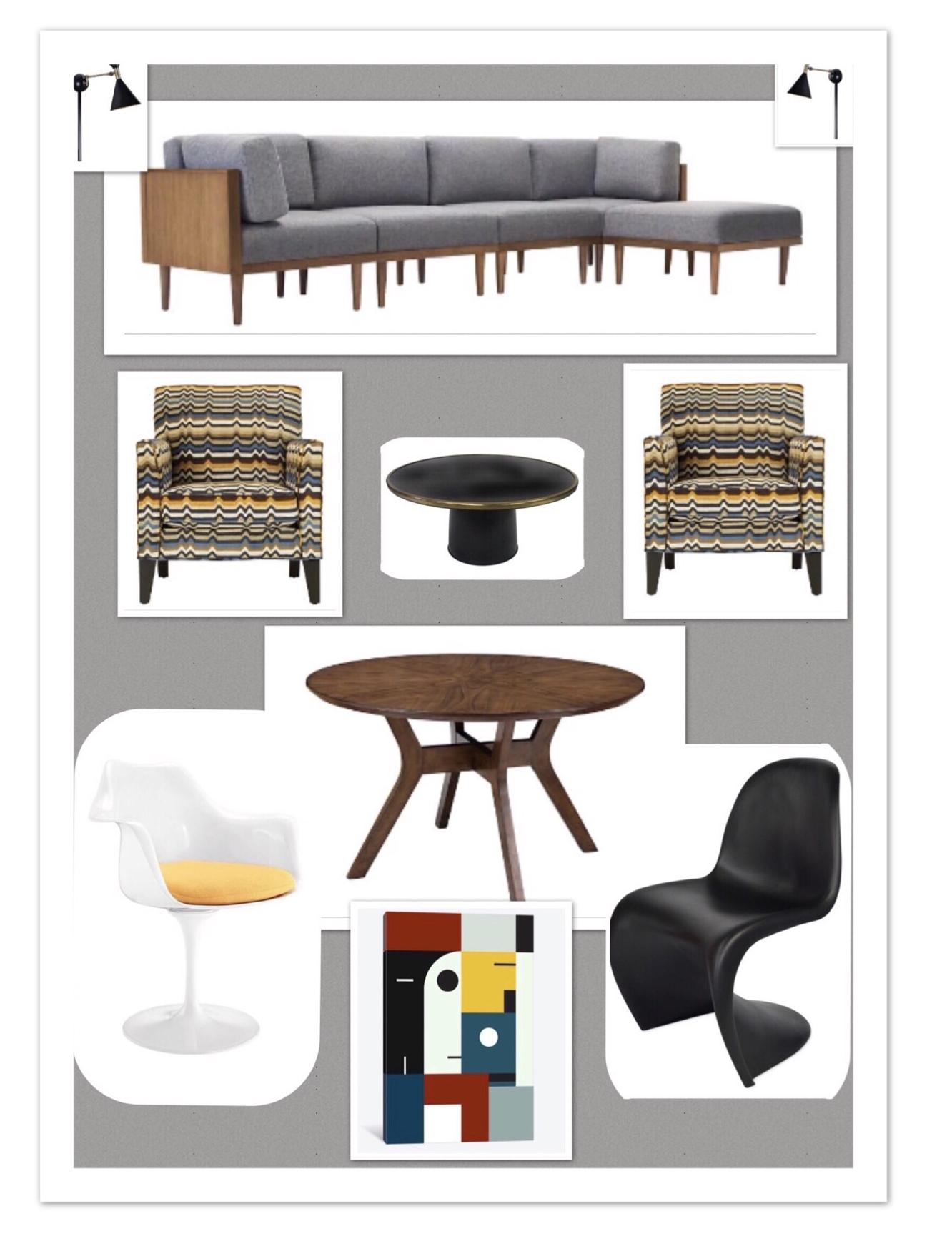 modern mid century pattern family room mood board.jpg