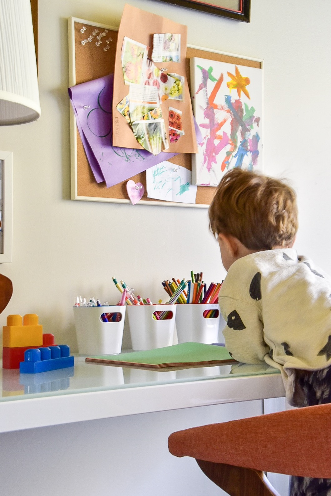 IMG_7304.JPGEclectic modern Colorful kids room by Diane Rath The Rath Project