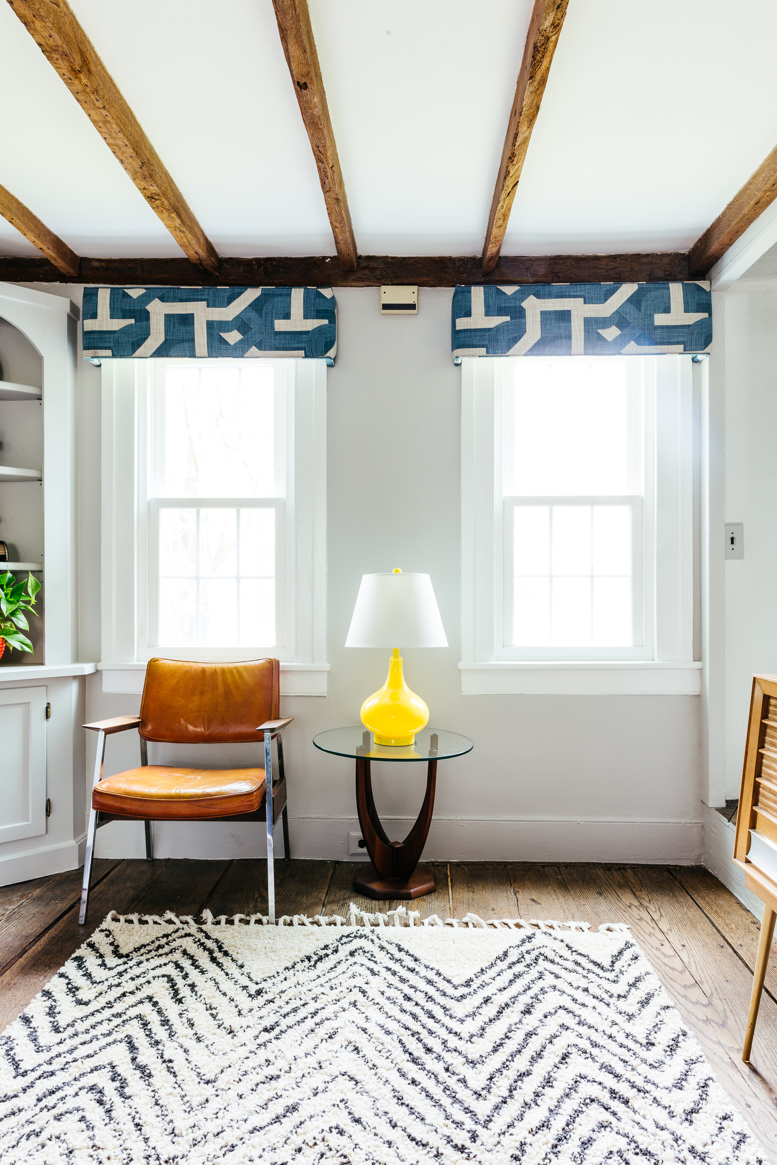 Wilton CT mid century antique design by the Rath Project