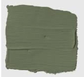 dark sage paint glidden