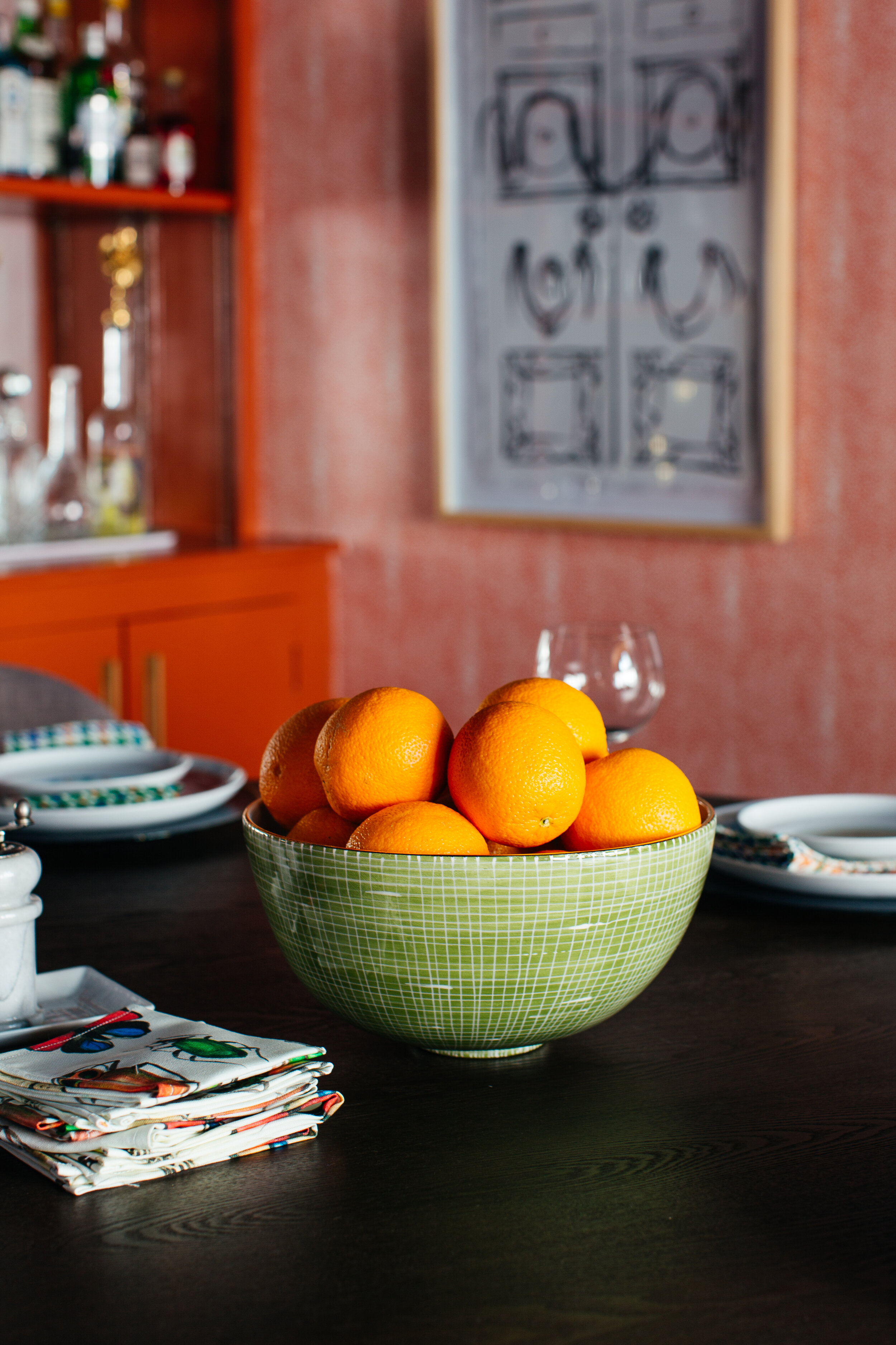 ORC jill rosenwald bowl in dining room designed by TheRathProject.jpg