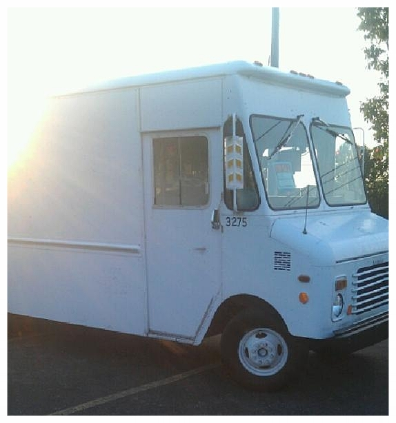 The Food Truck - July 2012