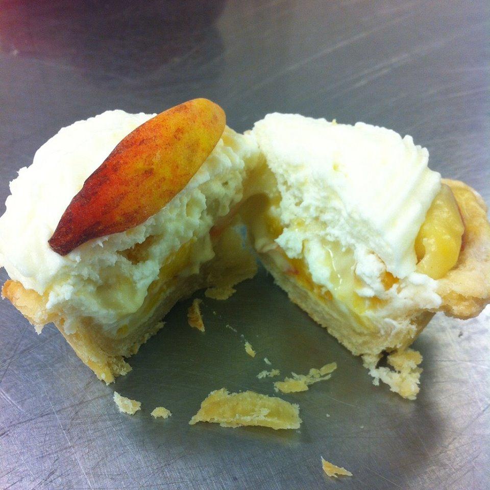 Niagara Peach Cream
