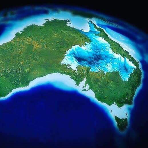 The great Artesian Basin - What does this image make you feel?