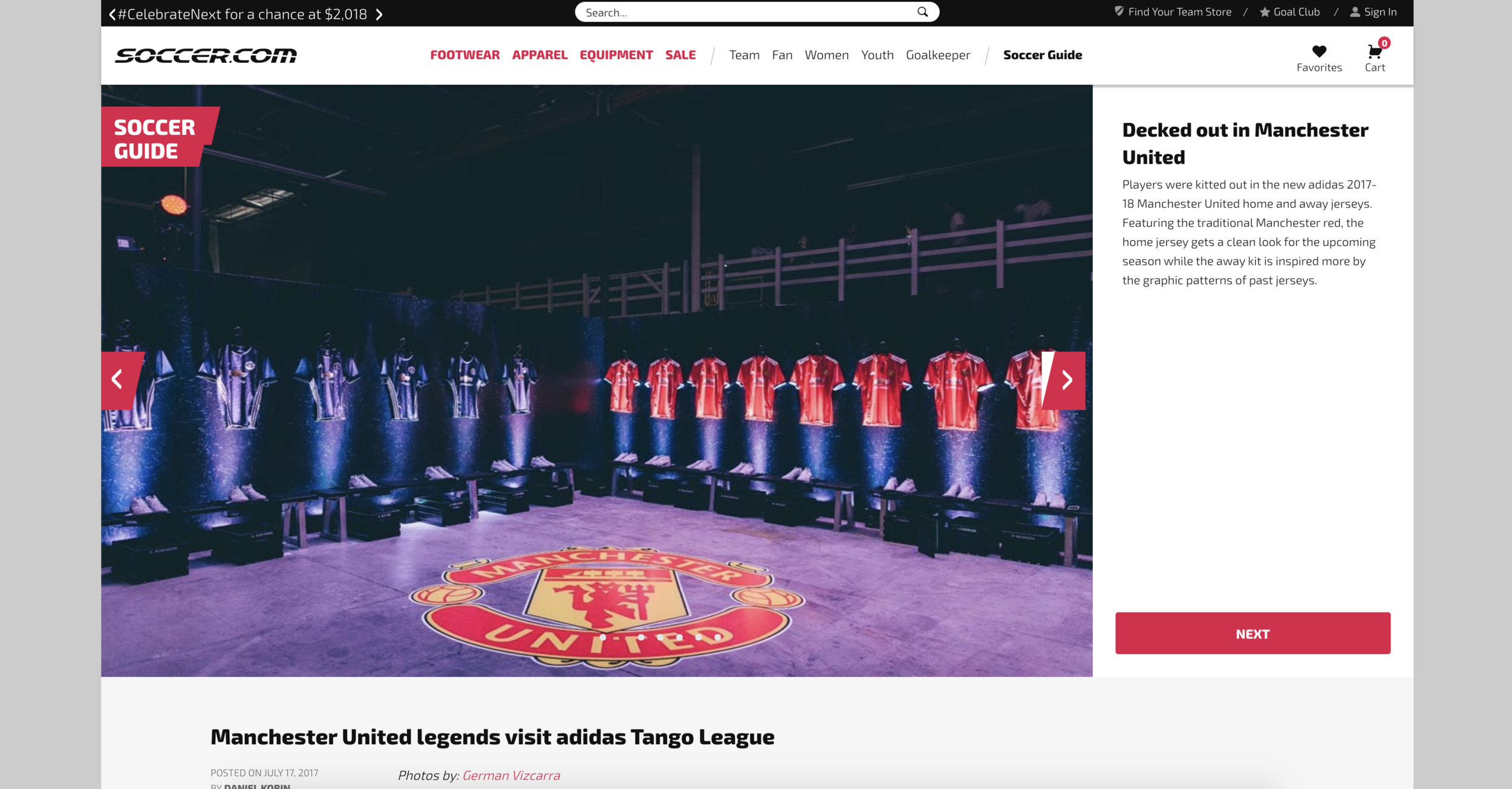Manchester united - tango league