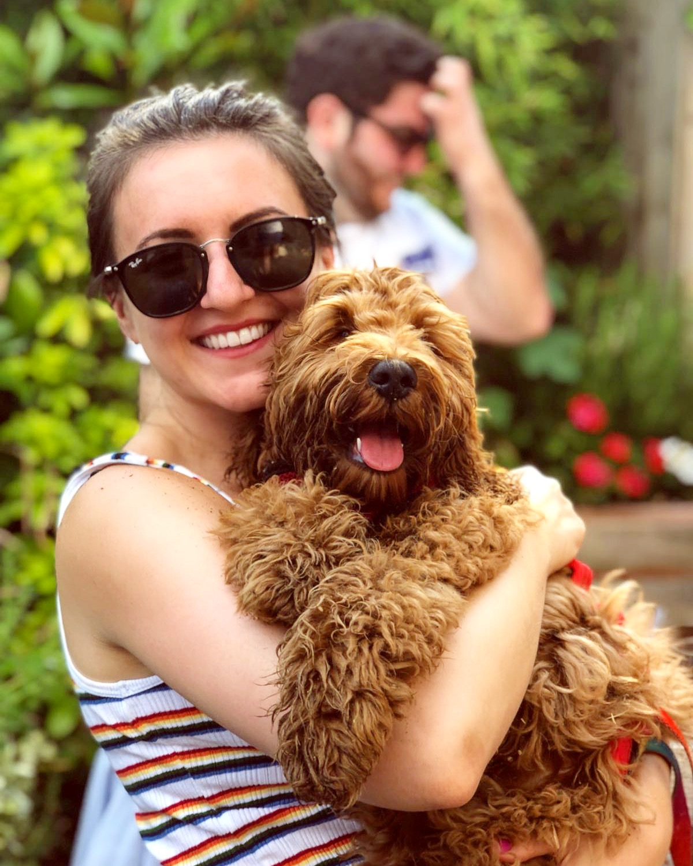 Rachel and Benji