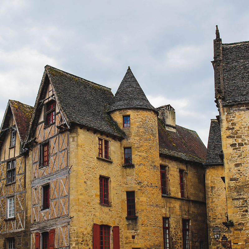 fanciful france -