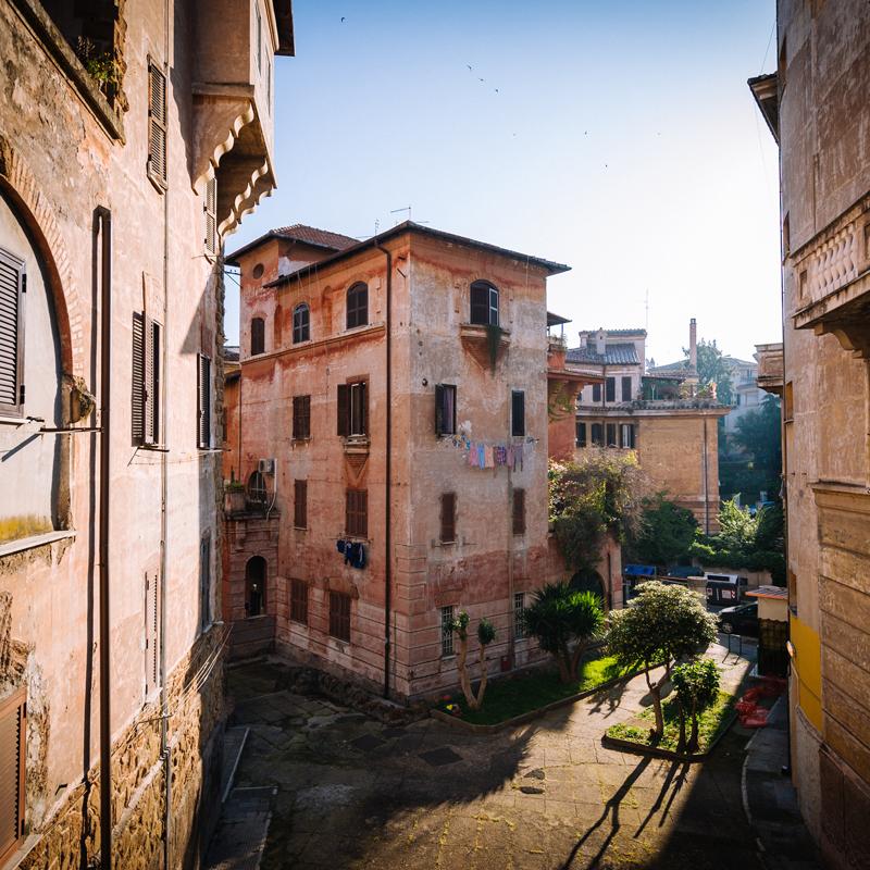 Rome & barcelona -