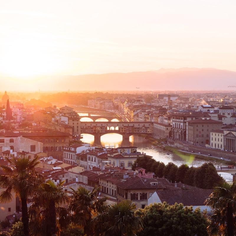 Portofino & Florence -