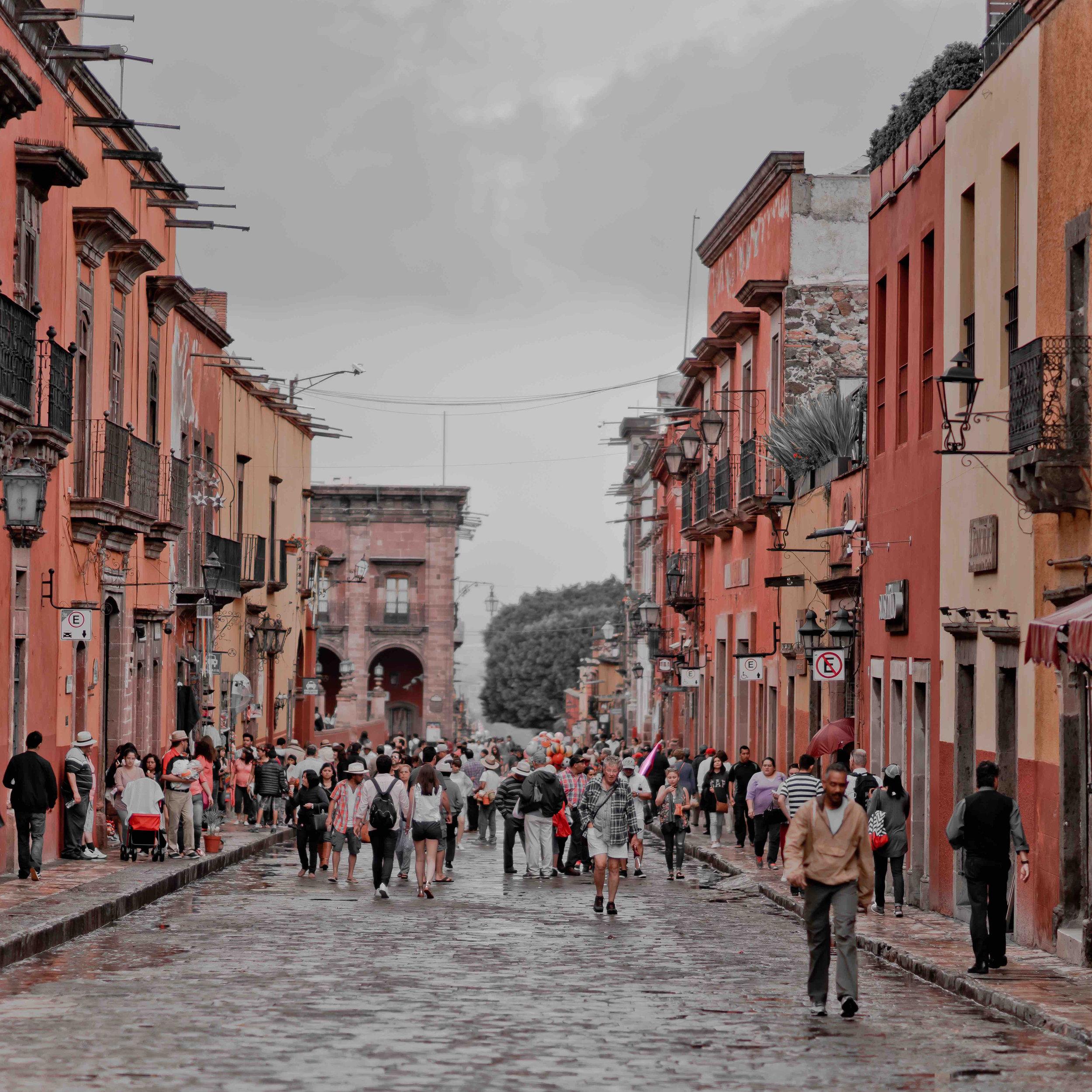 San Miguel de Allende -