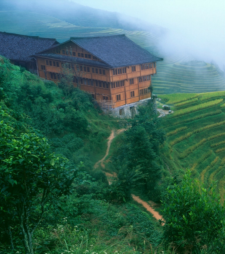 -Lian Lodge. Guilin Rice Terraces.Photo credit Li'an lodge.jpg