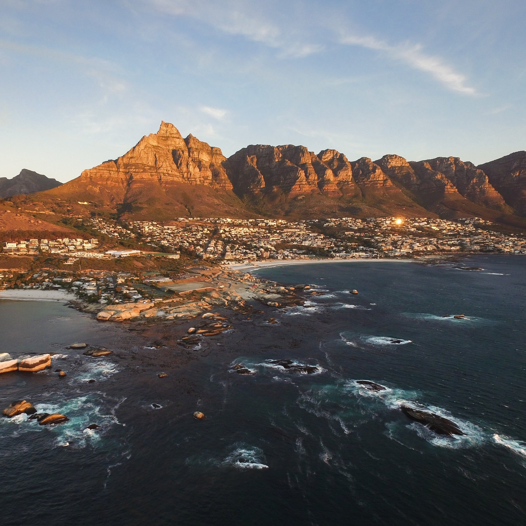 South African Odyssey -