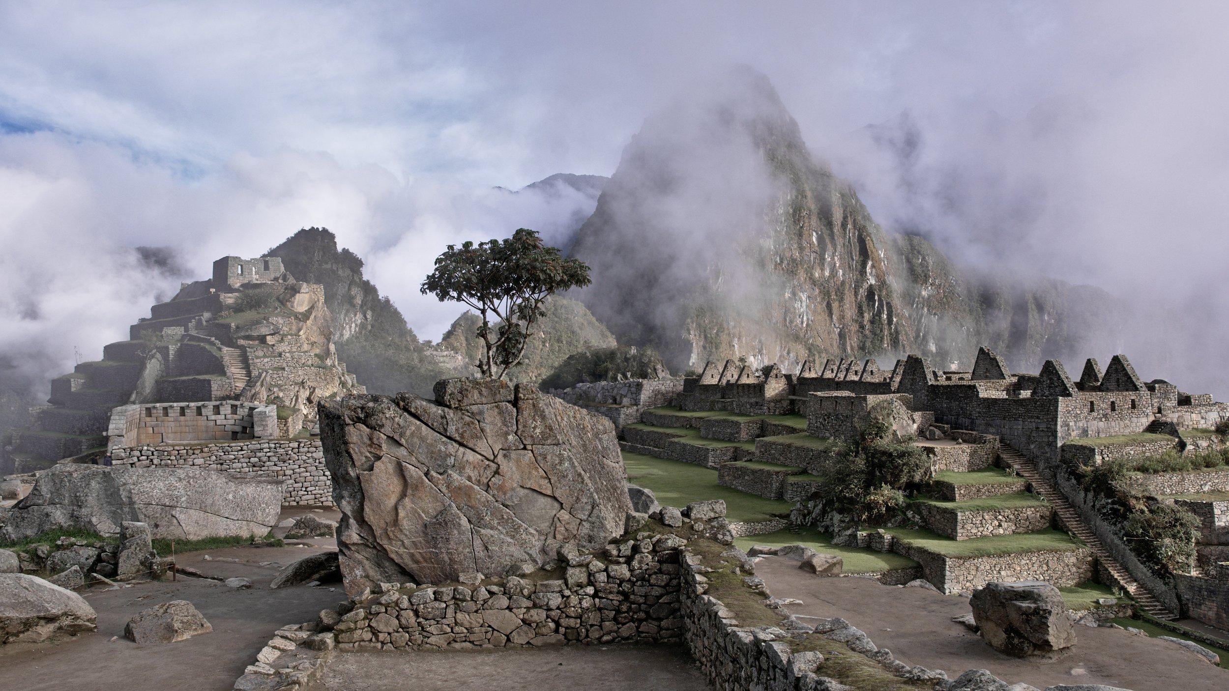Incan Trail - Coming Soon! -