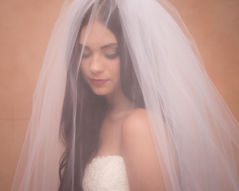 Wedding Woodinville Bridal Portrait Veil Luly Yang -1.jpg