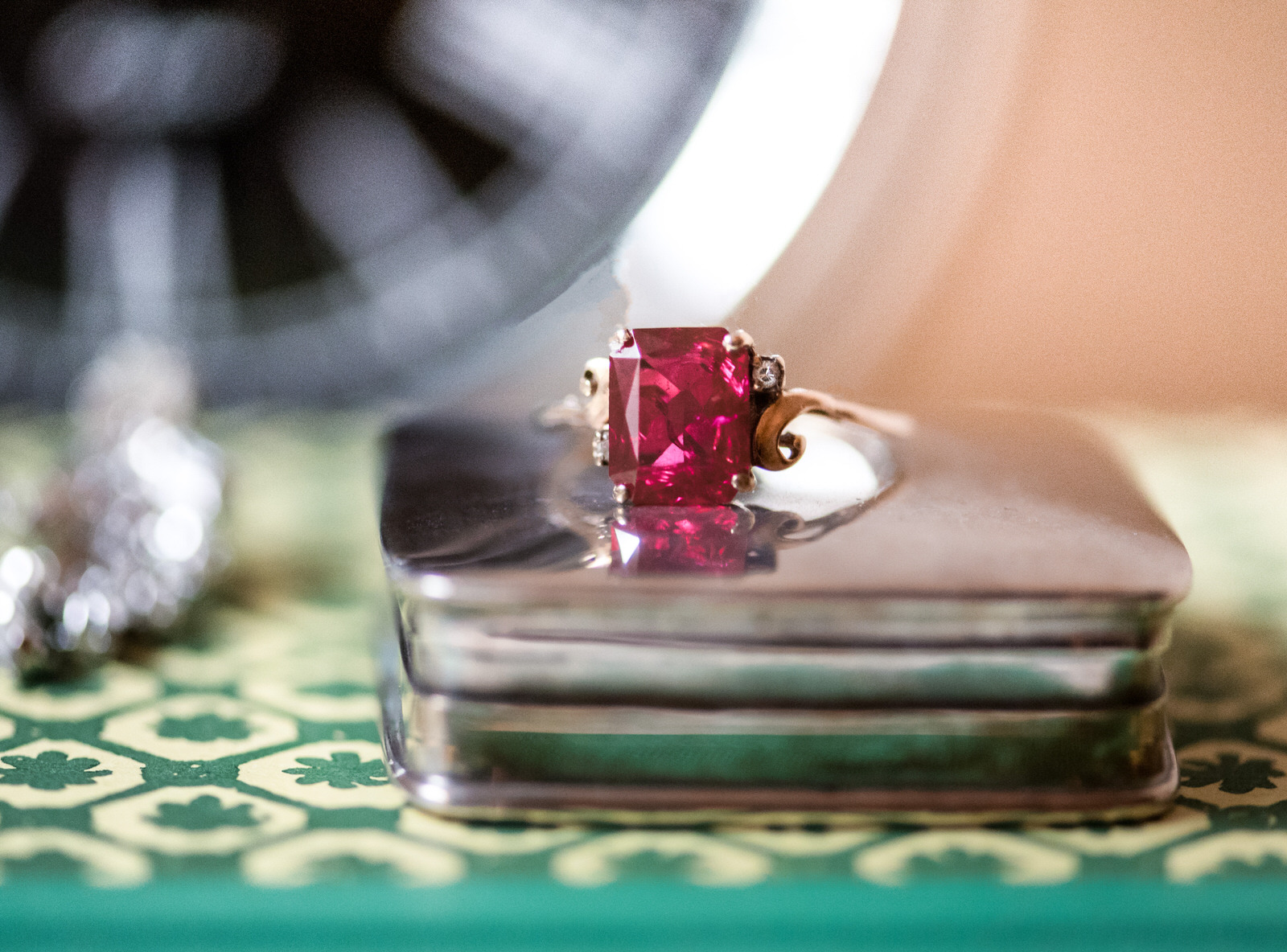 Ruby Engagement Ring Vintage Woodinville Seattle Wedding.jpg