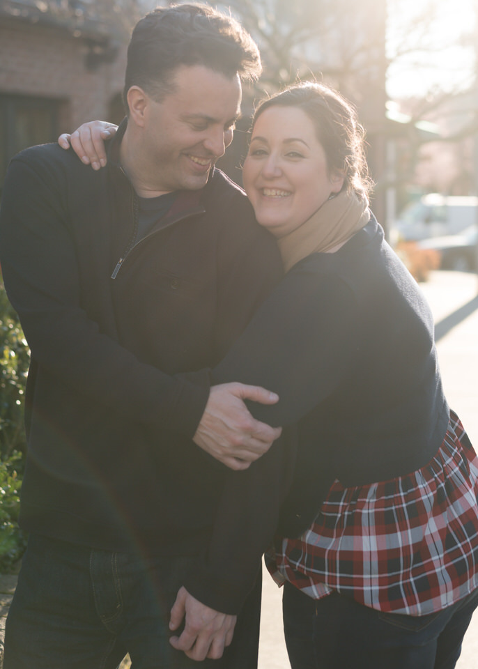 Engagement Photos Bainbridge Island Casual Winter City-15.jpg