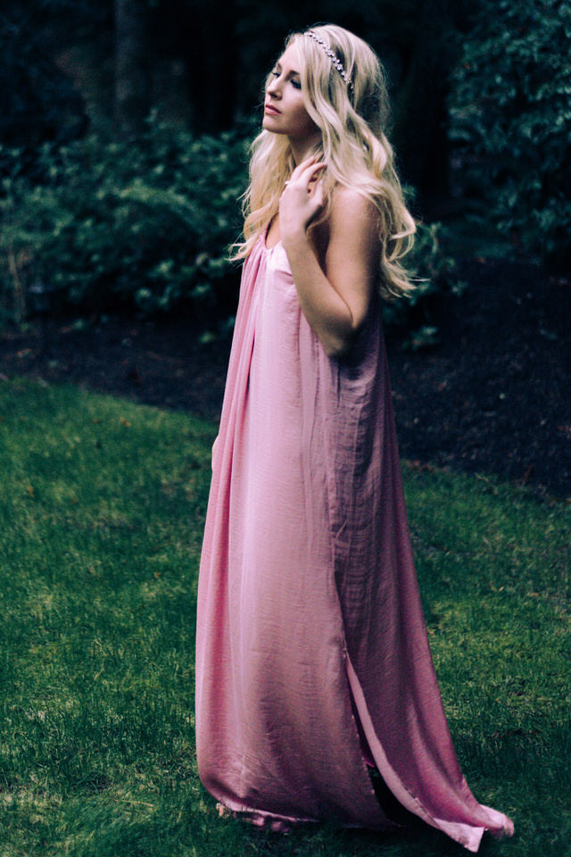 Bridal Boudoir Seattle PNW Garden Long Dress Romantic-11.jpg