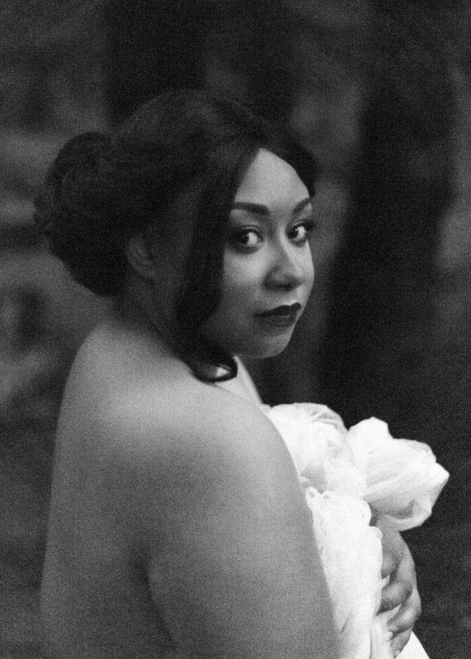 PNW Boudoir Plus Size Christina Servin Photographs Woods Romantic-8.jpg